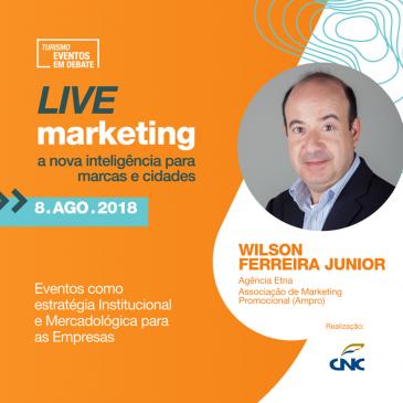 Live Marketing – A Nova Inteligência para Marcas e Cidades